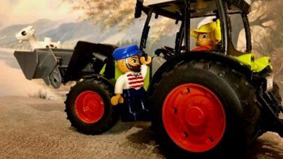 Traktorsamtale